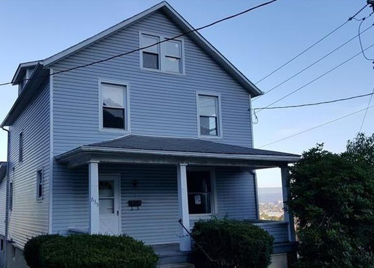635 Forest Ave, Johnstown PA Foreclosure Property