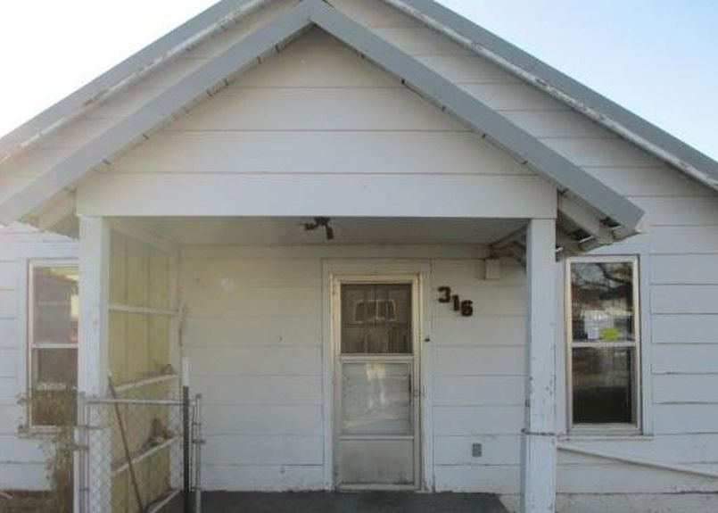 316 N D St, Grangeville ID Foreclosure Property