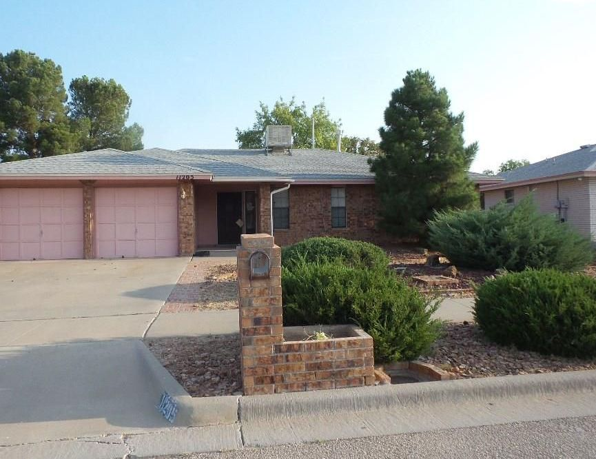 11205 Thundercloud Dr, El Paso TX Foreclosure Property