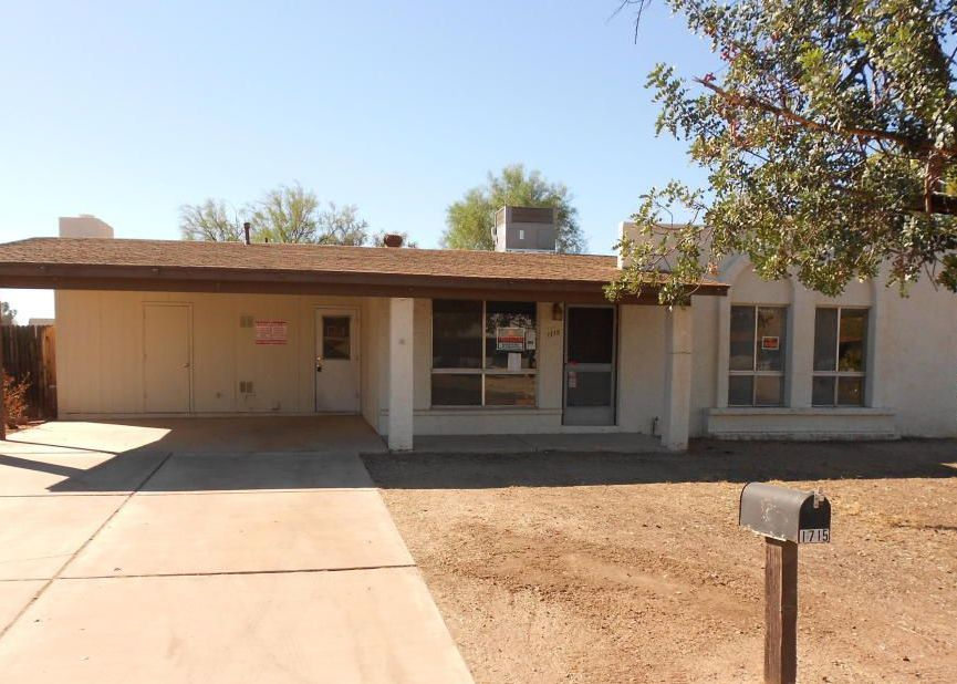 1715 W Villa Theresa Dr, Phoenix AZ Foreclosure Property