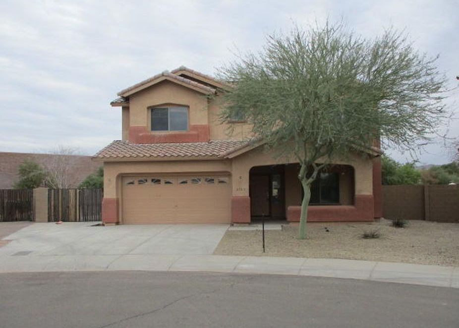 3705 W Pleasant Ln, Phoenix AZ Foreclosure Property