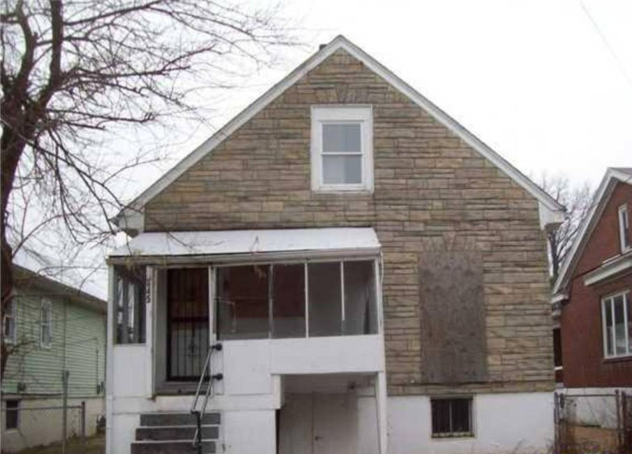 645 Cecil Ave, Louisville KY Foreclosure Property