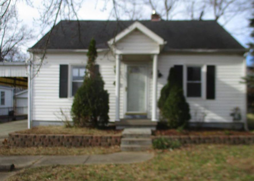 4928 Wellsworth Ave, Louisville KY Foreclosure Property