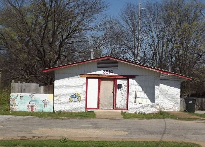 3914 Elliston Rd, Memphis TN Foreclosure Property
