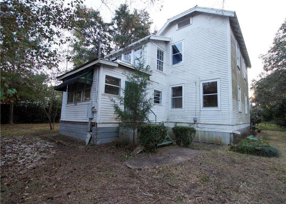 219 6th St, Mobile AL Foreclosure Property