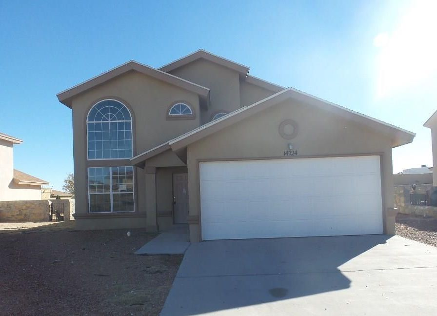 14724 Summit Breeze Ave, El Paso TX Foreclosure Property