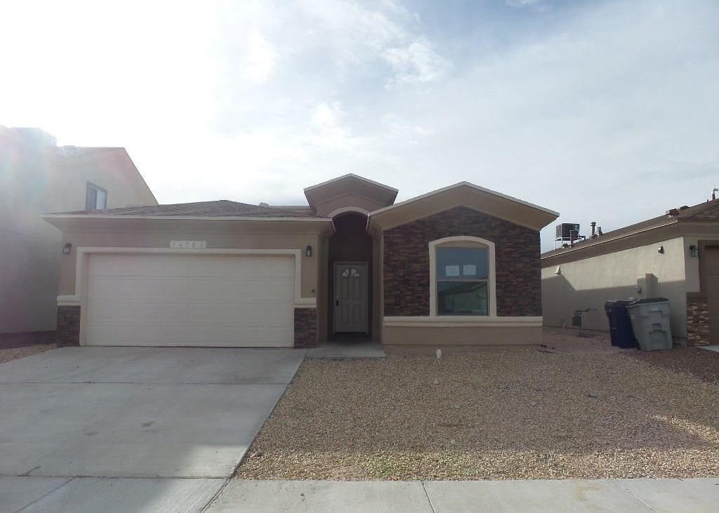 14760 Bobby Joe Hill Dr, El Paso TX Foreclosure Property