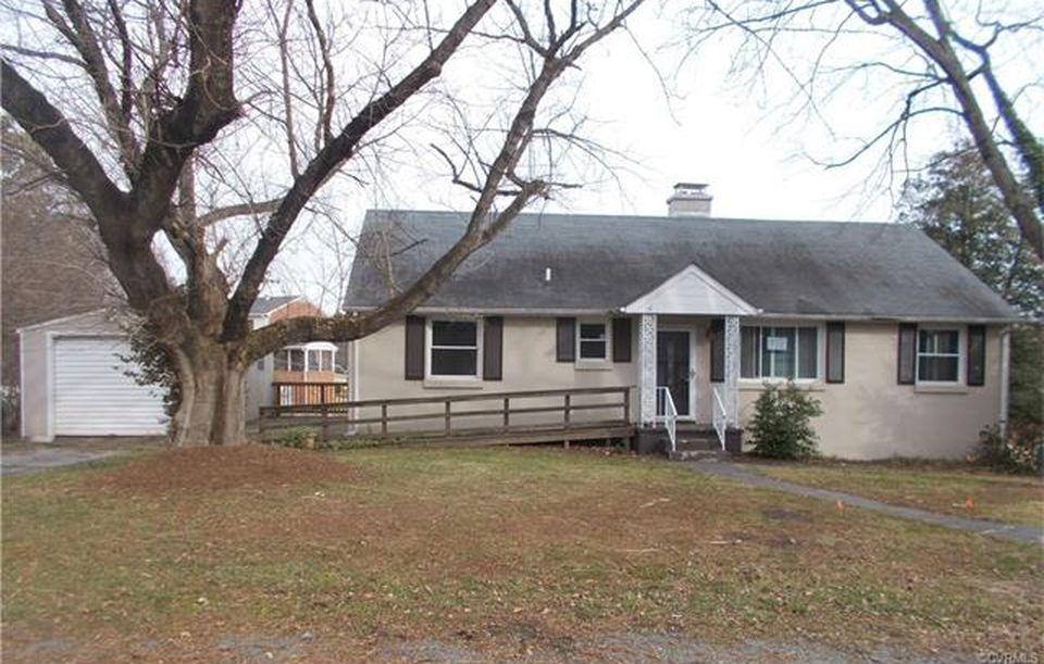 204 Damascus Dr, Richmond VA Foreclosure Property