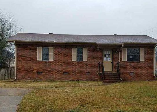 705 Branch St, Morrilton AR Foreclosure Property