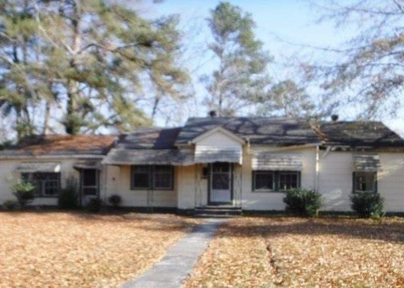 1320 Stroud Ave, Gadsden AL Foreclosure Property