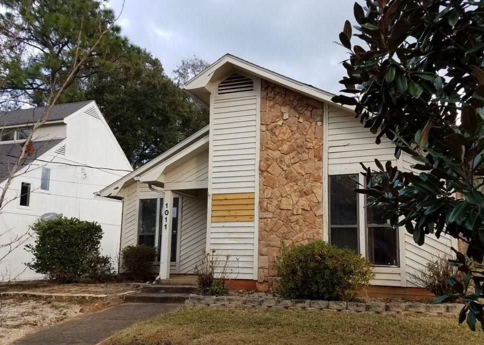 1011 Mccay Ave, Mobile AL Foreclosure Property