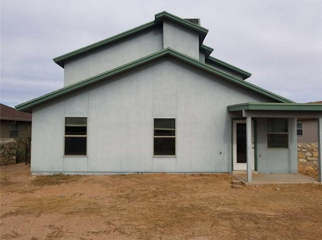 11640 Mocha Dune Dr, El Paso TX Foreclosure Property