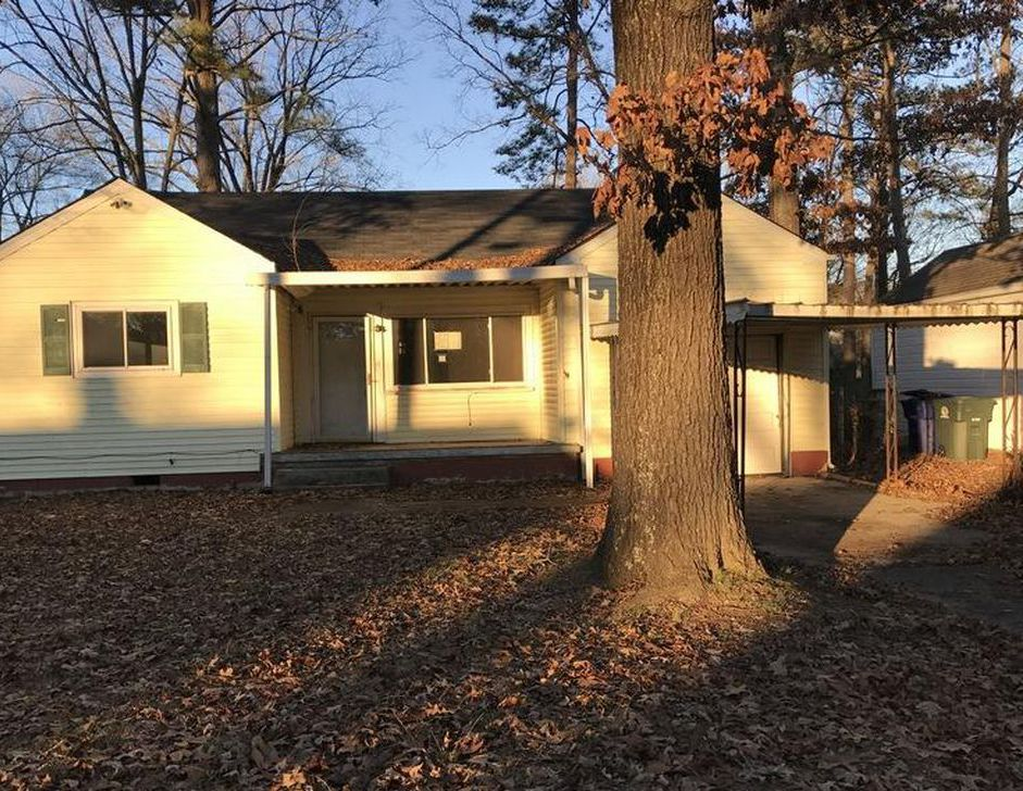 4705 Colonial Dr, Chattanooga TN Foreclosure Property