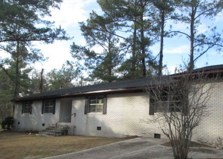 1420 4th Ave Nw, Moultrie GA Foreclosure Property