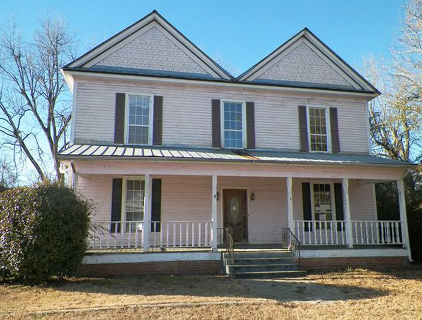 245 N 2nd St, Danville GA Foreclosure Property