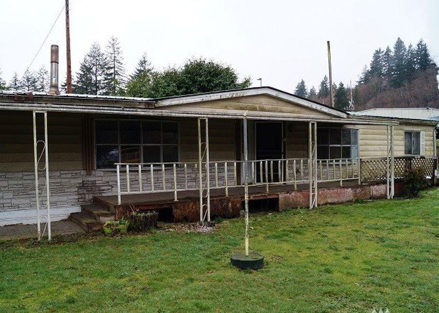 511 Elma Mccleary Rd, Elma WA Foreclosure Property
