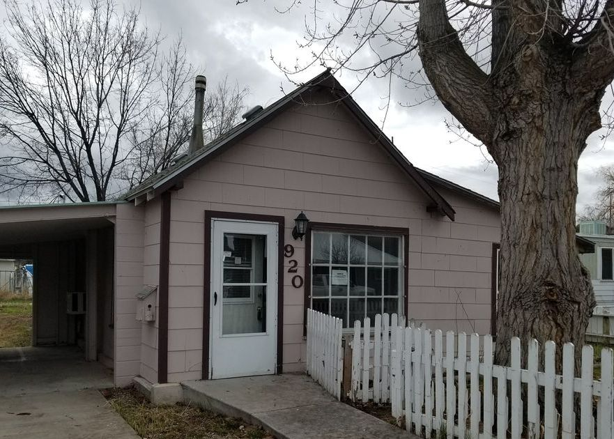 920 Walnut St, Baker City OR Foreclosure Property