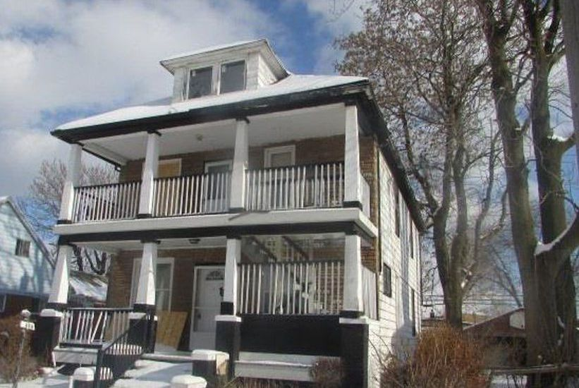 247 Polk Ave, River Rouge MI Foreclosure Property