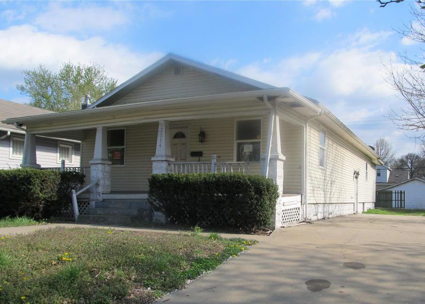 2514 Hodges Ave, Granite City IL Foreclosure Property