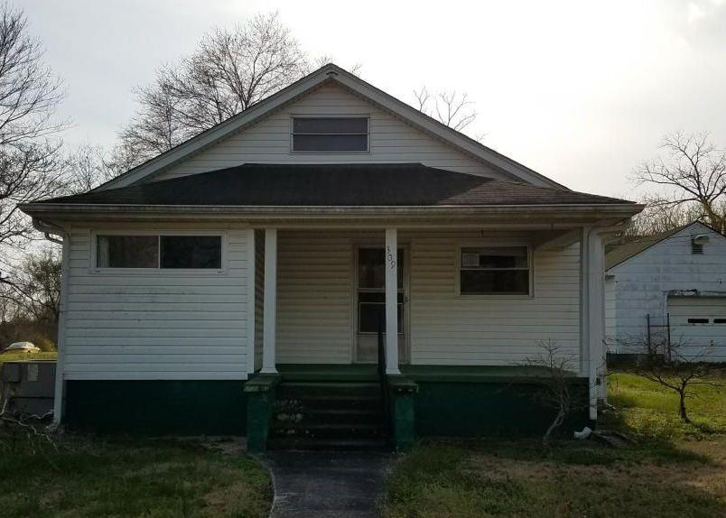 309 Davis St, Rockwood TN Foreclosure Property