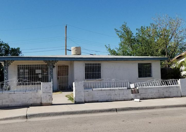 1240 Palmer Rd, Las Cruces NM Foreclosure Property