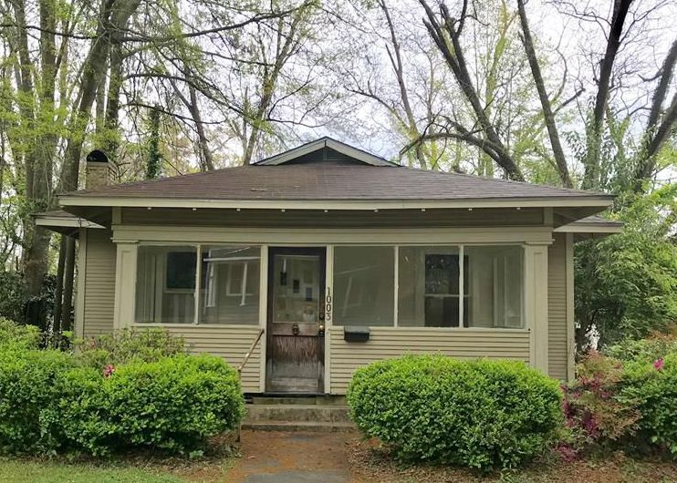 1003 N 9th Ave, Laurel MS Foreclosure Property