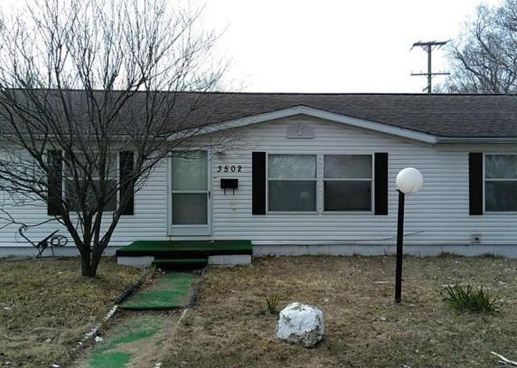 3502 Moore St, Inkster MI Foreclosure Property