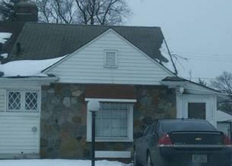 15825 Pinehurst St, Detroit MI Foreclosure Property