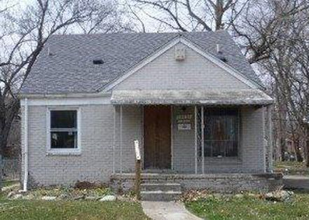 19431 Patton St, Detroit MI Foreclosure Property