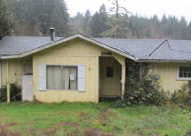 93368 Upper Loop Rd, Coos Bay OR Foreclosure Property