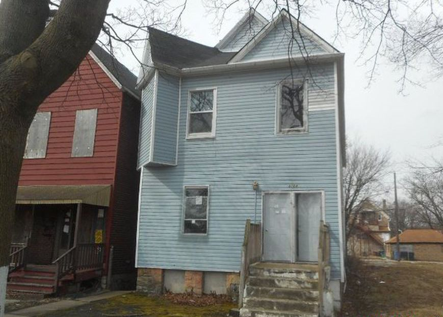 6004 S Aberdeen St, Chicago IL Foreclosure Property