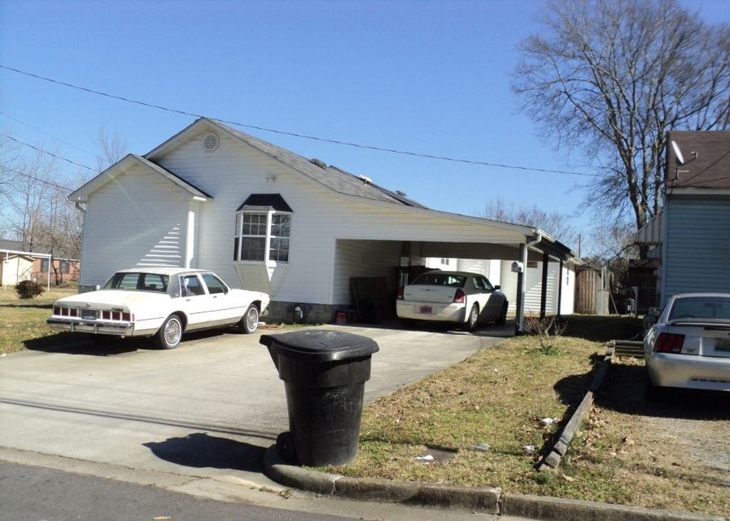1000 Wilbanks Ave, Gadsden AL Foreclosure Property