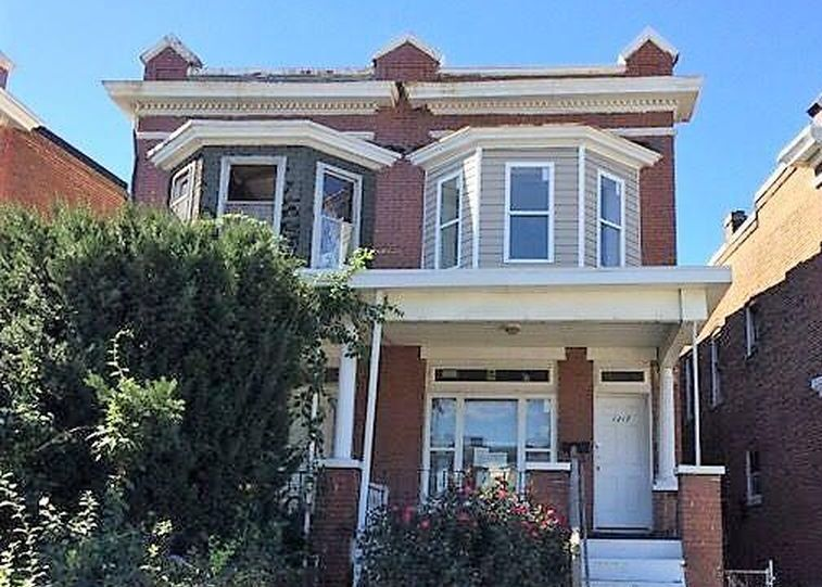 1212 Bloomingdale Rd, Baltimore MD Foreclosure Property