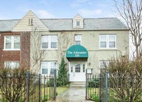 330 Delafield Pl Nw Apt 3, Washington DC Foreclosure Property