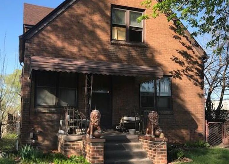16 W Anchor St, River Rouge MI Foreclosure Property