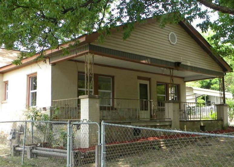 135 Mountain View St, Hot Springs National Park AR Foreclosure Property