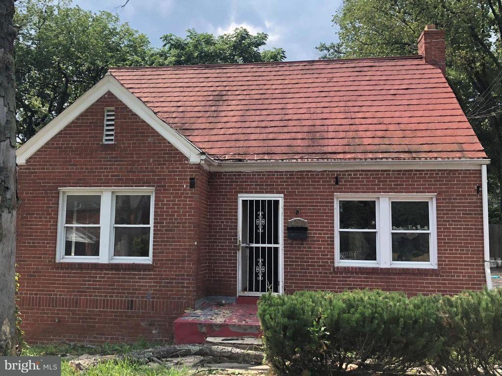 426 61st St Ne, Washington DC Foreclosure Property