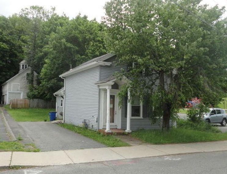 10 Liberty St, Adams MA Foreclosure Property