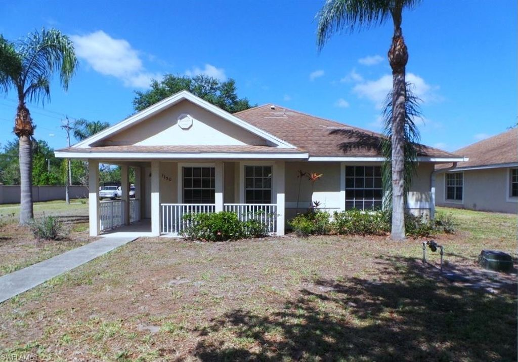 1150 Serenity Way, Immokalee FL Foreclosure Property
