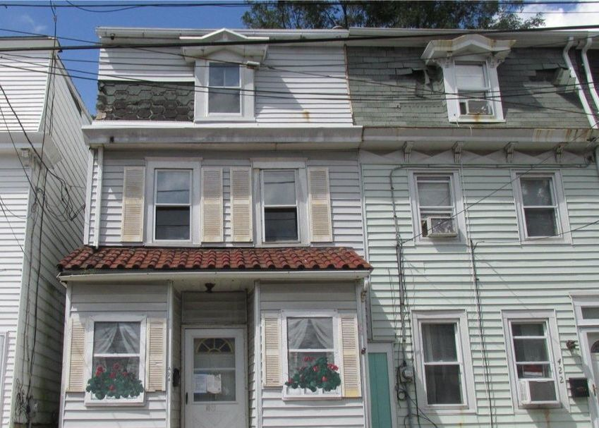 424 York St, Burlington NJ Foreclosure Property