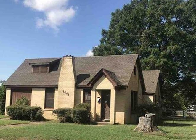 2003 Magnolia St, Texarkana TX Foreclosure Property