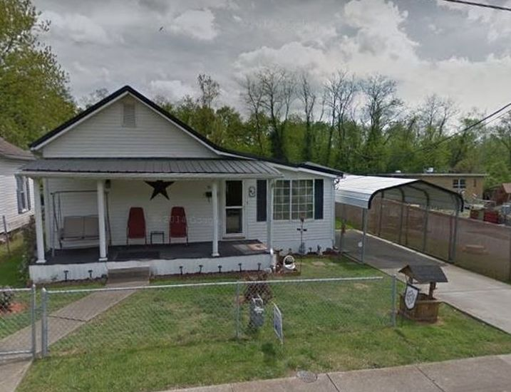 3644 Park St, Catlettsburg KY Foreclosure Property
