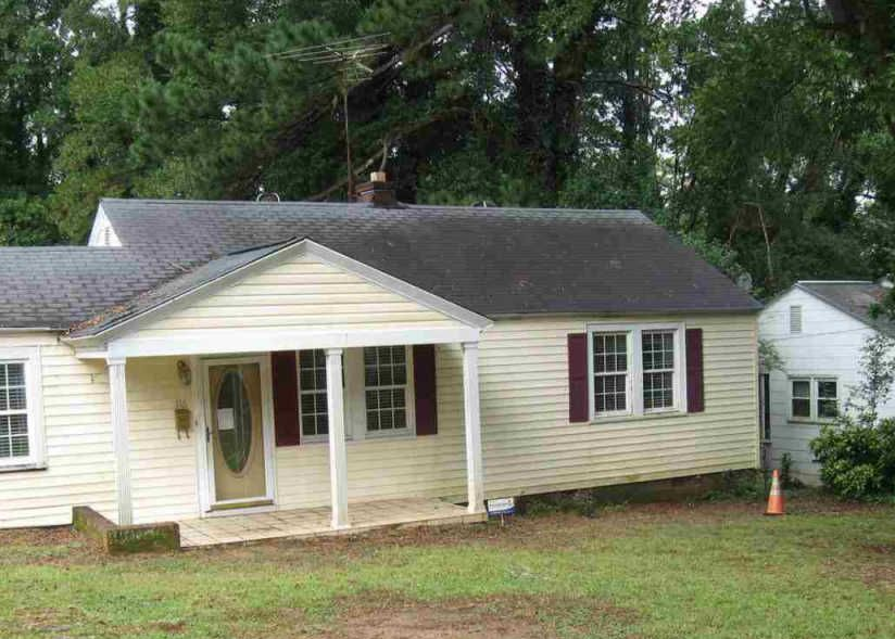 116 Rosemary Rd, Spartanburg SC Foreclosure Property