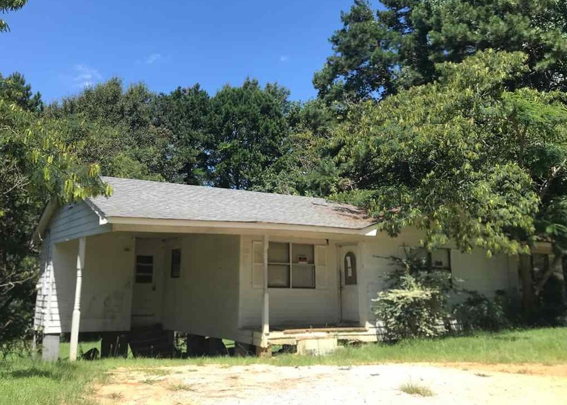 15 Scr 10d, Taylorsville MS Foreclosure Property