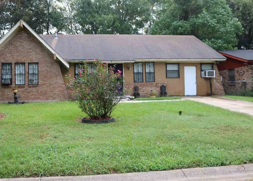 6726 George Washington Dr, Jackson MS Foreclosure Property