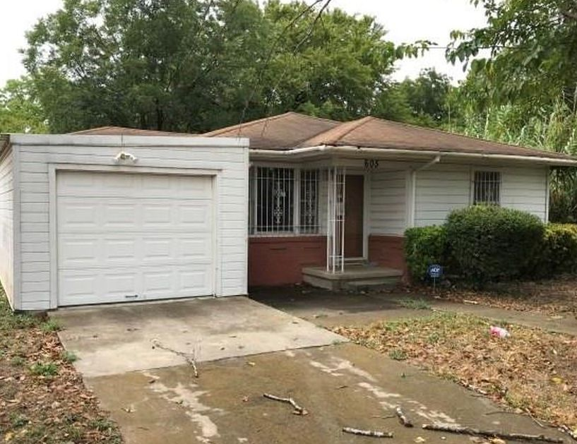 605 Dearborn St, Waco TX Foreclosure Property