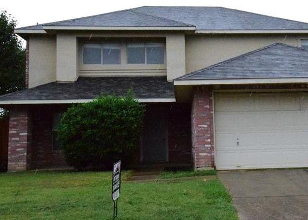 4165 Tupelo Trl, Keller TX Foreclosure Property