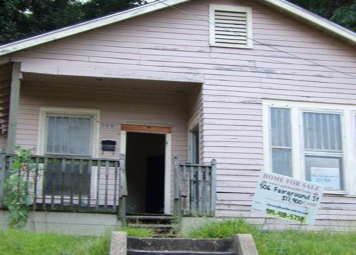 506 Fairground St, Vicksburg MS Foreclosure Property