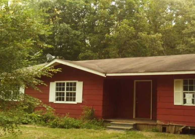 1034 County Road 238, New Albany MS Foreclosure Property