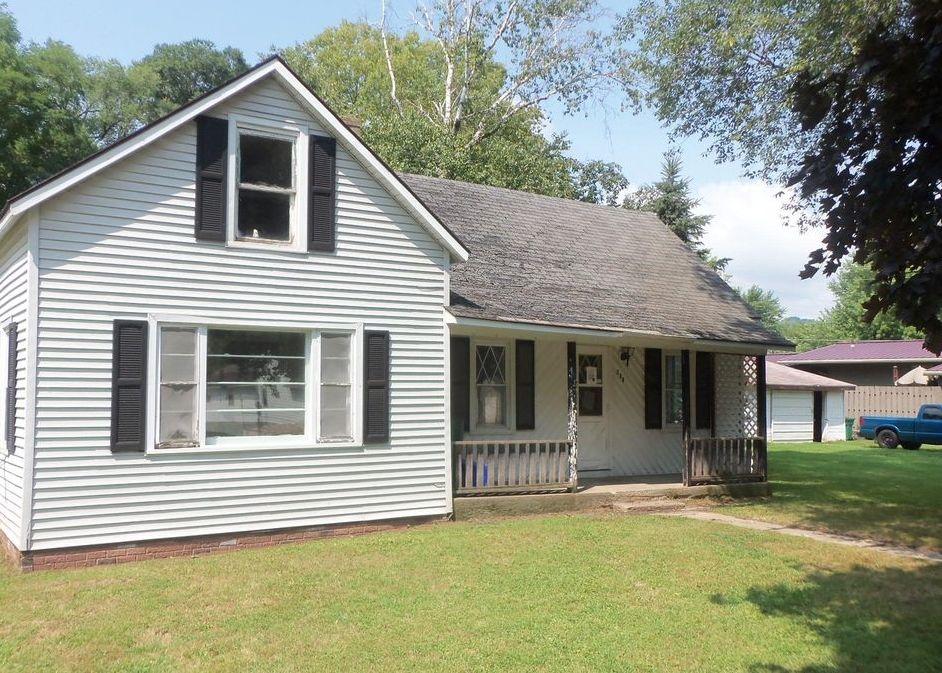 209 S Jefferson St, Houston MN Foreclosure Property